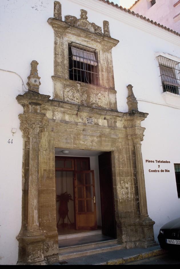 Iglesia y Hospital San Juan de Dios